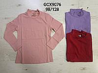 Гольф для девочек оптом, Glo-story, 98-128 см,  № GCX-9076, фото 1