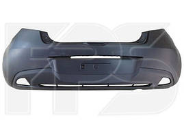Бампер задний Mazda 2 07-11 (FPS). DF7150221F8H