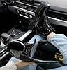 "Женские ботинки Dr.Martens Patent Platform ""Black"" ( В стиле Мартинс ), фото 3"