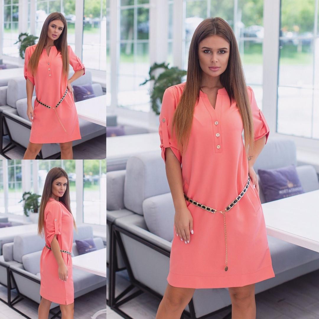 Платье / костюмная ткань / Украина 15-685