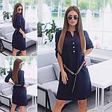 Платье / костюмная ткань / Украина 15-685, фото 3