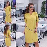 Платье / костюмная ткань / Украина 15-685, фото 2