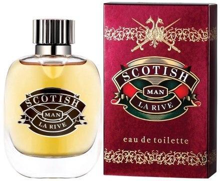 """Туалетная вода для мужчин La Rive """"Scotish"""" (90мл.)"""