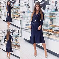 Платье / костюмная ткань / Украина 15-686, фото 1