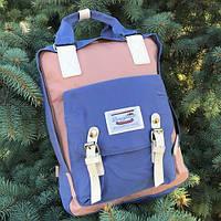 Рюкзак молодіжний сумка Doughnut, фото 1