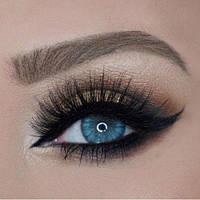 """Цветные линзы для глаз голубые """"Blue"""" по самым низким ценам в Украине. Купить недорого!"""