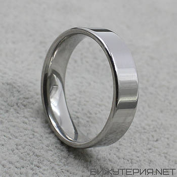 Мужское кольцо Stainless Steel - 1028608324