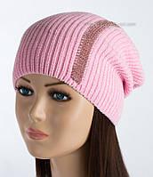 Удлиненная шапка-колпак Гляссе роуз
