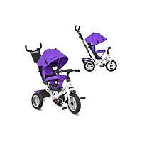 Велосипед Metr+ M 3113-8A(2019) фиолетовый