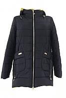 Осенняя женская куртка большого размера (50-64р.)