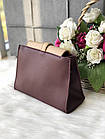 Женская сумка в комбинированном цвете, эко кожа, фото 8