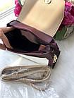 Женская сумка в комбинированном цвете, эко кожа, фото 10