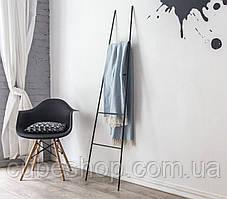 Металлическая стойка для полотенец и пледов