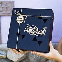 Подарочная коробка из дерева №10