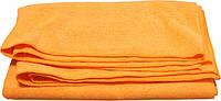 Полотенце из микрофибры ProSwissHome 001954 90*150см оранжевое (пляж+басейн)