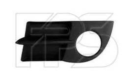 Решетка бампера левая Renault Symbol I с отверстием под противотуманную фару (FPS). 7701209678