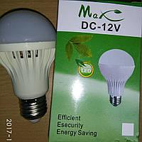 Лампа Max  E27 5Вт 12V