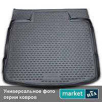 Коврик в багажник для Opel Vectra из Полиуретана (Novline)