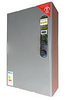 Двухконтурный электрический котел 9 кВт 380В (тихий ход) WARMLY