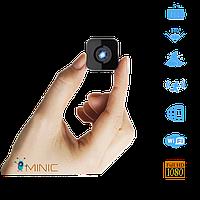 Wi-Fi мини камера HDQ13 с автономной работой до 5 часов, датчиком движения и ночной подсветкой, фото 1