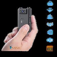 Wi-Fi мини камера MD91 1920x1080 с мощной батареей и датчиком движения, фото 1