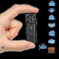 Wi-Fi мини камера ZTour W6 IP датчиком движения, работа от батареи до 15 часов, запись в облако, фото 1