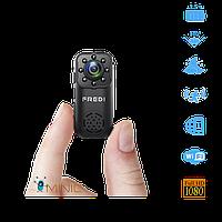 Wi-Fi мини камера Fredi L6 с датчиком движения и мощной ночной подсветкой