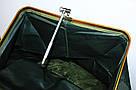 Садок рыбацкий (карповый) прорезиненный квадратный 2.5 м., фото 5