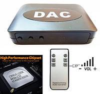 Конвертер декодер цифрового аудио звука spdif optical toslink AUX ЦАП преобразователь в аналоговый 2.0 стерео