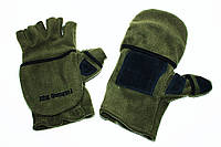 Перчатки-варежки для охоты и рыбалки Fishing ROI