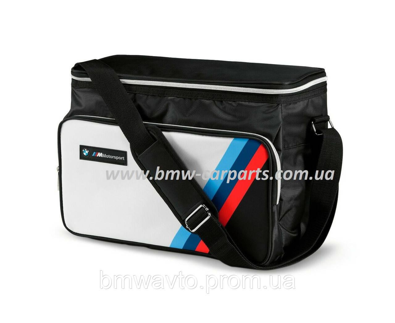 Сумка-термос BMW M Motorsport Cool Bag 2019
