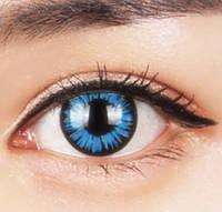 Цветные линзы для глаз купить в Украине по самым низким ценам., фото 1