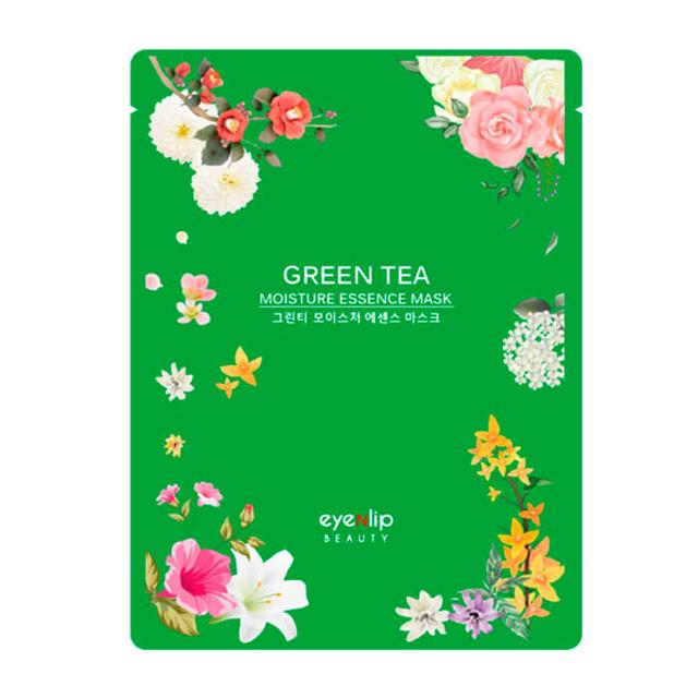 EYENLIP Moisture Essence Mask Green Tea