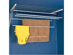 Сушилка потолочная на 5 прутьев 1.6 метра ( Квадратный профиль) filplast