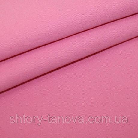 Дралон однотон.фрезово-рожевий тефлон