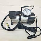 Автомобильный компрессор для шин Camel Air Compressor DA-1104 насос 12V с манометром автокомпрессор воздушный, фото 3