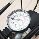 Автомобильный компрессор для шин Camel Air Compressor DA-1104 насос 12V с манометром автокомпрессор воздушный, фото 4