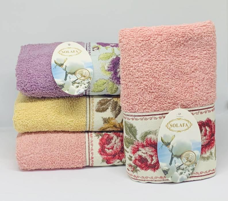 Кухонные полотенца Роза