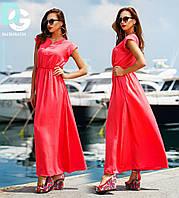 Платье летнее макси № 259  маг, фото 1