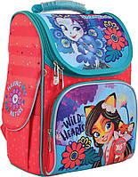 Ортопедический школьный рюкзак для девочки 33*26*13