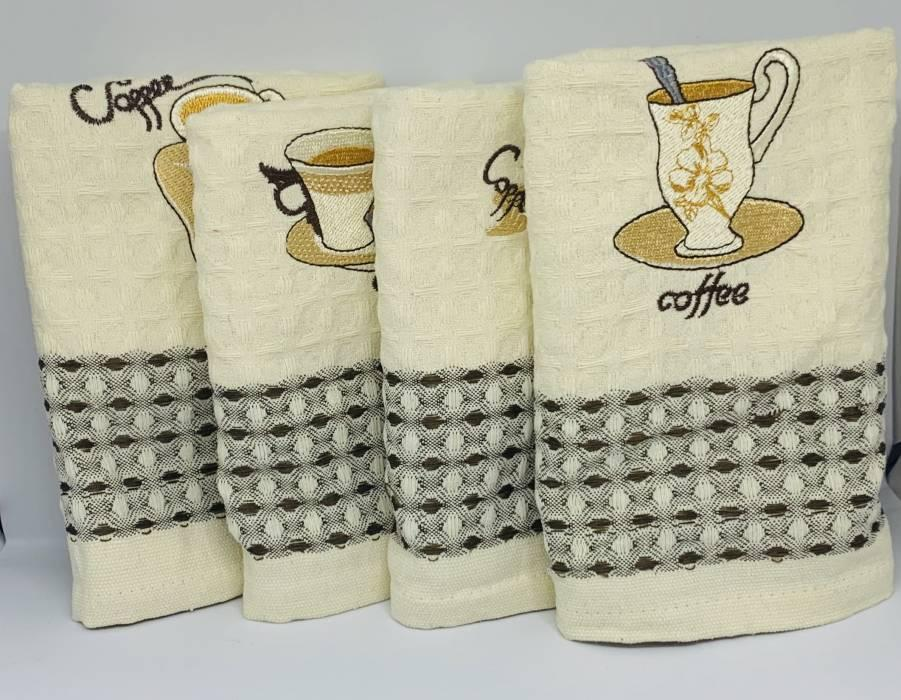 Вафельные полотенца Лате