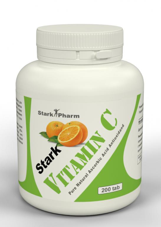 Vitamin C Stark Pharm 500 мг