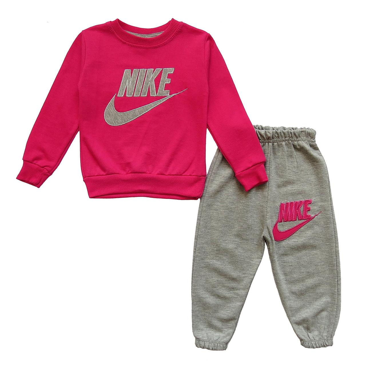 Спортивный костюм Nike для девочки. Маломерит. 1 год