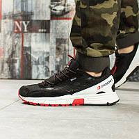 Мужские кроссовки BaaS Baasport, текстиль, пена, черные 43 (27,8 см)