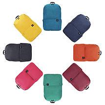 Оригинальный рюкзак Xiaomi Mi Bright Little Backpack 10L, фото 3