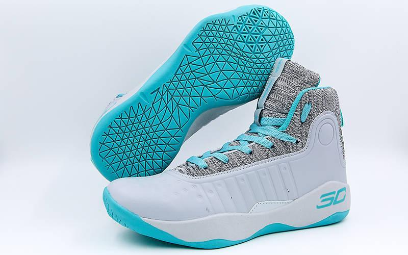 Обувь для баскетбола мужская Under Armour F818-1