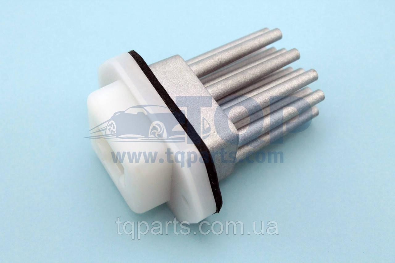Резистор вентилятора отопителя, Резистор печки 27761-70T03, 2776170T03, Nissan Maxima (A32) 94-00 (Ниссан Максима)