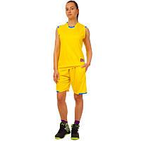 Форма баскетбольная женская Reward LD-8096W-Y (реплика)