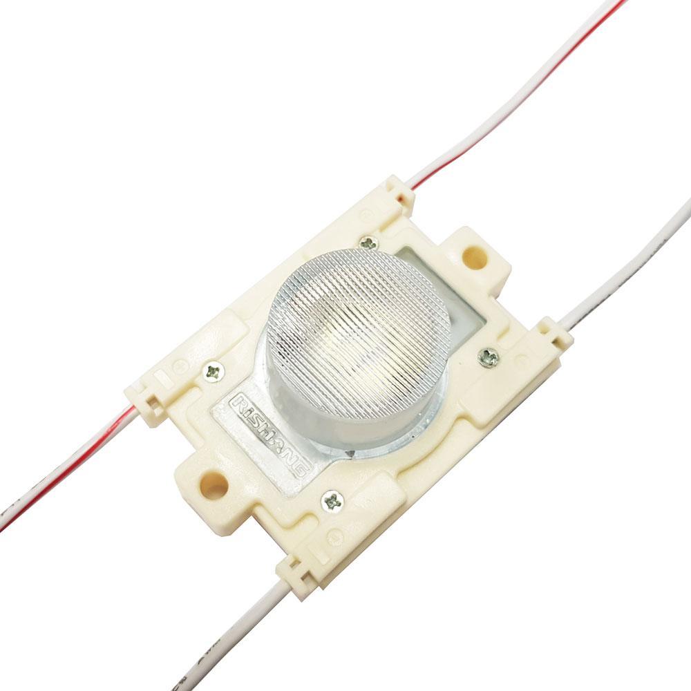 Светодиодный модуль MG21DB 7000K 2.7Вт угол 12градусов  для подсветки лайтбоксов 11712