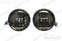 Фары 2101, 2102, 2121 светодиодные основные (ближний, дальний, габариты, повороты) (к-кт 2 шт)